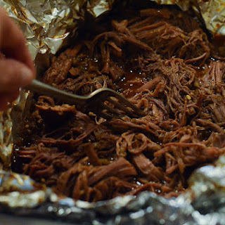 Shredded Mexican Beef.