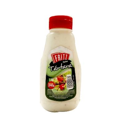 salsa fritz tartara 240gr