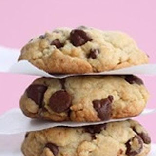 Hard Boiled Egg Chocolate Chip Cookies.