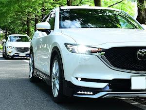 CX-5 KF2P XD Exclusive Mode/4WD/6EC-ATのカスタム事例画像 ツッチーさんの2020年08月02日19:36の投稿