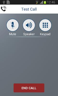 Call USA - IntCall - screenshot