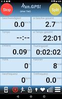 Screenshot of RunGPS Trainer Pro Full