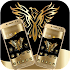 Gold Luxury Eagle Theme