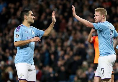 Manager van De Bruyne reageert op een eventueel vertrek bij Manchester City