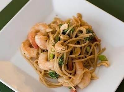 Thai Shrimp And Noodles Recipe