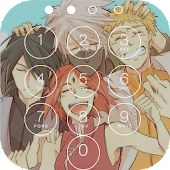Anime Lock Screen