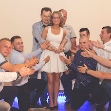 Wedding photographer Wojciech Dampc (WojciechDampc). Photo of 11.06.2016