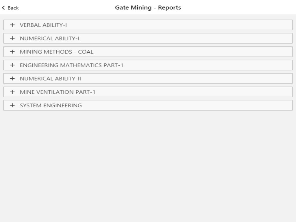 Mine Portal - All Mining Solution- screenshot