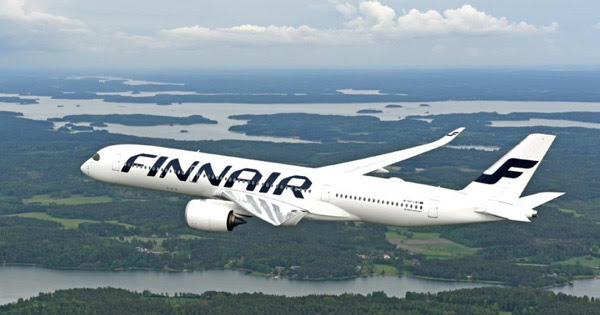 Авиаперевозки из Финляндии