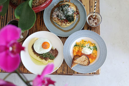 Little Rogue Coffee – Melbourne-Inspired Cafe With Delicious Brunch, Bicycle Parking Space And Pets Area Outside