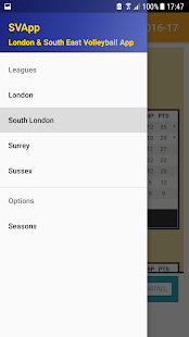 SVApp - London & SE Vball App- screenshot thumbnail
