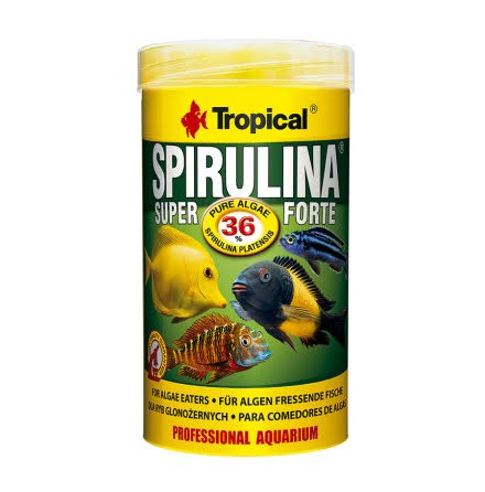 Tropical Spirulina Super Forte 250ml/50g