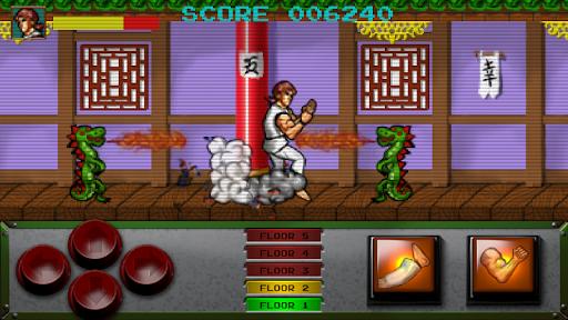 Retro Kung Fu Master - 80s Arcade 1.06 {cheat|hack|gameplay|apk mod|resources generator} 4