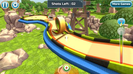 Mini Golf Multiplayer Game - Cartoon Forest  screenshots EasyGameCheats.pro 3