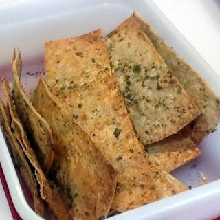 Brown Rice Tortilla Crackers