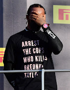 Hamilton said the shirt he wore at the Tuscan GP is fighting the same thing as the 'Black Lives Matter' T-shirt he has been wearing.