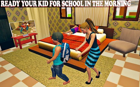 New Virtual Mom Happy Family 2020:Mother Simulator  Apk Download For Android and Iphone 8