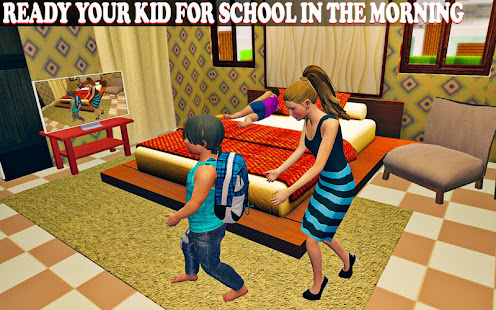 Download New Virtual Mom Happy Family 2020:Mother Simulator For PC Windows and Mac apk screenshot 8
