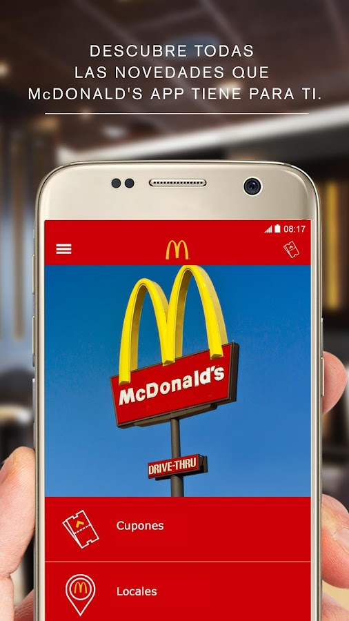 McDonald's App - Caribe/Latam- screenshot