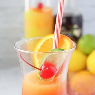 Jamaican Rum Punch.