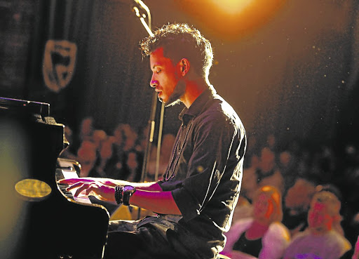 New journey: Kyle Shepherd, one of SA's foremost jazz pianists and composers, will perform at the Stirling Auditorium in East London on Saturday. Picture: SUPPLIED