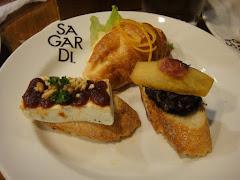 Visiter Sagardi (restaurant)