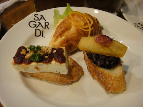 Photo Sagardi (restaurant)