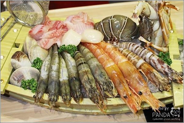 浮誇系!全台最強肉品海鮮火鍋大魔大滿足鍋物必吃頂級和牛海陸大魔神