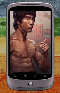 Bruce Lee Wallpaper - náhled