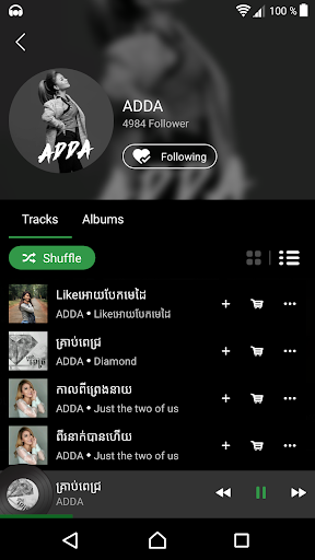 Smart Music KH app (apk) free download for Android/PC/Windows