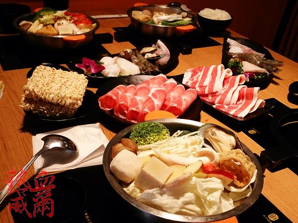 食記:鬼椒一番鍋火鍋店(蘋果咖哩鍋)@ 永和