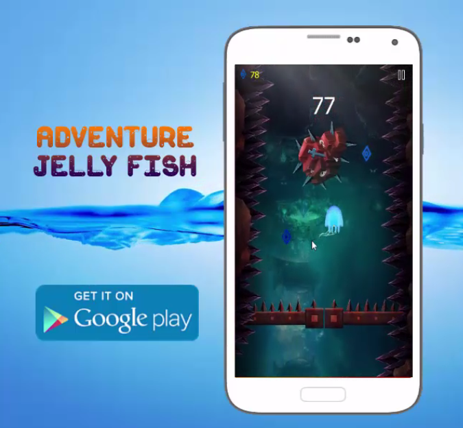 Jelly Fish- screenshot