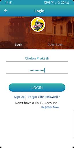 IRCTC Tourism screenshot 4