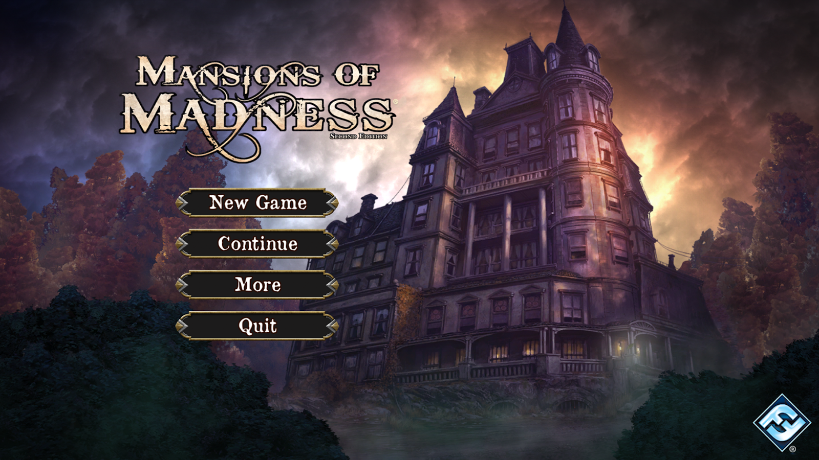 Mansions of Madness- screenshot
