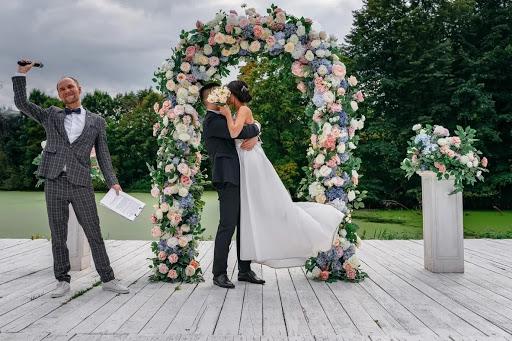 Свадебная площадка в «Валуево» за городом в Подмосковье 2