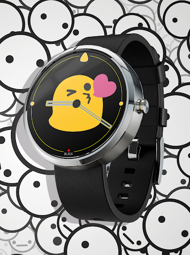SMILEY FREE Watch Face