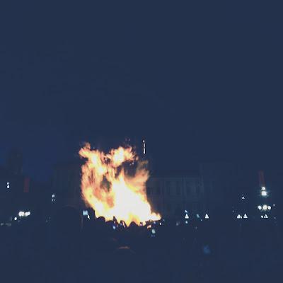 Le feu!  di sammysphoto