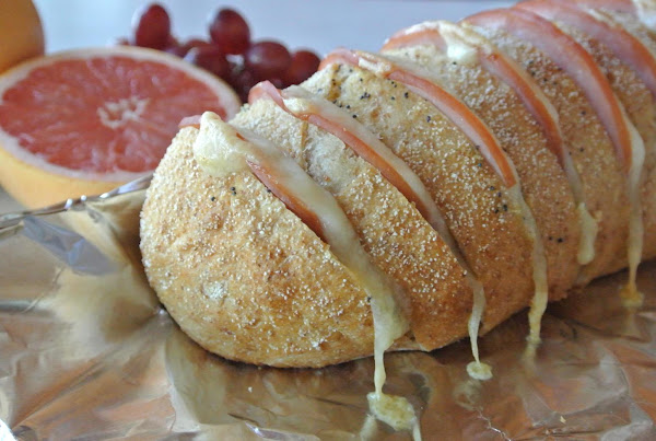 Canadian Bacon And Swiss Bread Recipe