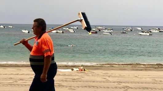 El modelo Almería del agua y una historia de Valente en Cabo de Gata