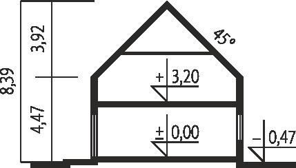 E11 ECONOMIC - Przekrój