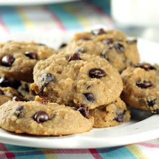 I Can't Believe These Are Healthy Chocolate Chip Cookies.