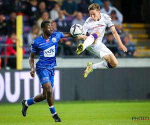 La deuxième période n'a pas suffi: Anderlecht se contente d'un point contre la Gantoise