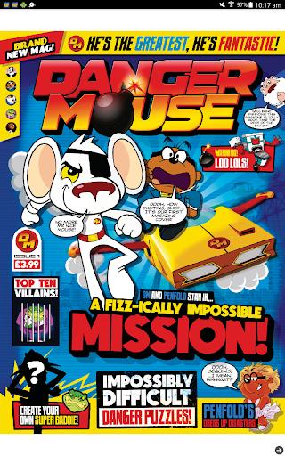免費下載漫畫APP|Danger Mouse Magazine app開箱文|APP開箱王