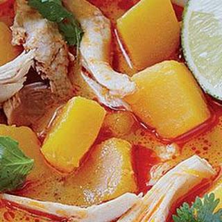 Turkey Curry Soup Recipe