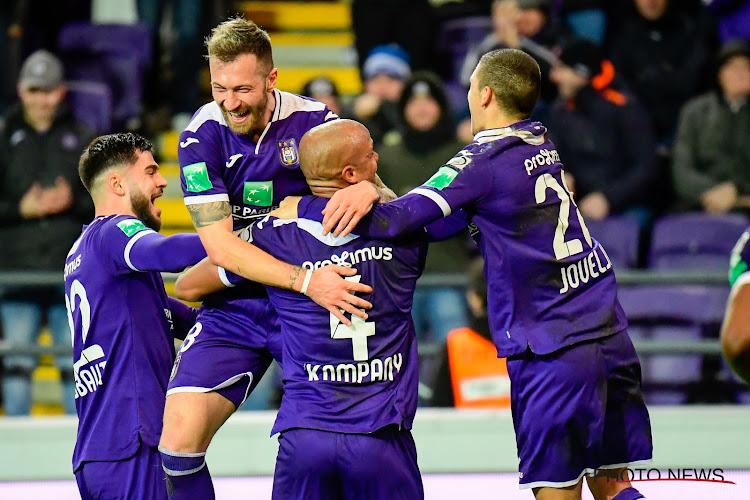 Cijfers bewijzen: op 1-0 of 0-1 achterstand komen tegen Club Brugge, Genk en Anderlecht is dodelijk