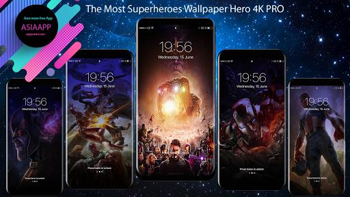 Superheroes Infinity Wars Wallpaper 4k Hd Apk Download Apkpure Co