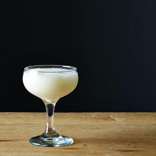 Joaquín Simó's Pearls Before Swine (A Yogurt Cocktail).