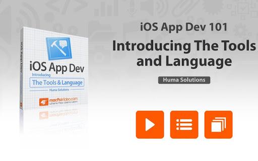 App Dev 101 Course For iOS