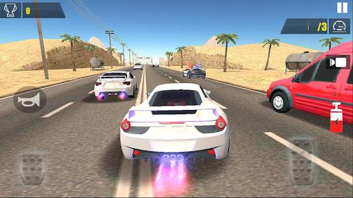 Racing Car Traffic 1.0 Screenshots 4