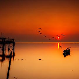by Galaxi Man - Landscapes Sunsets & Sunrises